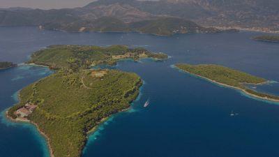 Skorpios, l'isola greca che sta per diventare un paradiso di lusso