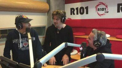 Il Mago Antonio Casanova special guest della Banda di R101