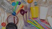 Plastica monouso: governo contro la direttiva Ue