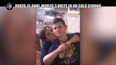 NINA: Omicidio stradale: Renzo, ucciso a 15 anni da un'auto e dalle bugie