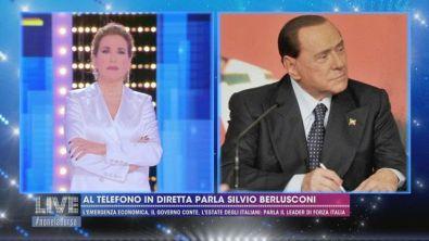 """Silvio Berlusconi: """"Sono soddisfatto di quanto ottenuto in Europa"""""""