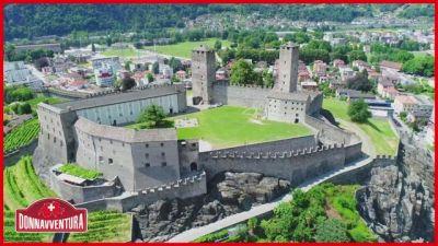 Viaggiare elettrico in Svizzera-Bellinzona e dintorni