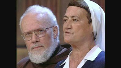 Suor Germana e l'amore per la cucina al Maurizio Costanzo Show