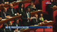 Breaking News delle 21.30 | No al processo a Salvini