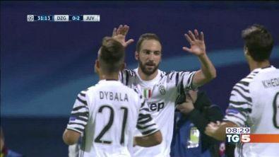 Poker Juventus, stasera il Napoli