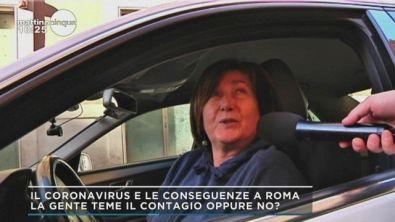 Il Coronavirus e le conseguenze a Roma