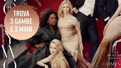 Vanity Fair l'ha fatta grossa