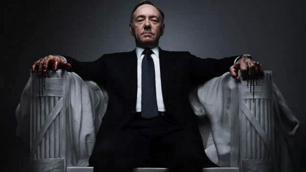 Netflix cancella 'House Of Cards' dopo le accuse a Kevin Spacey