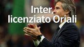 L'Inter licenzia Oriali
