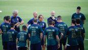 L'Italia di Mancini in campo, il valore della Nations League