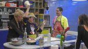 """Cristiano Malgioglio: """"Ora ti insegno io come fare la pizza"""""""