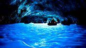 Grotta Azzurra di Capri, la leggenda misteriosa