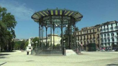 Napoli, chiude Cassa armonica in Villa comunale: troppo fitness