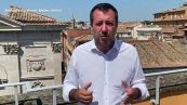 "Ucciso in piazza a Voghera, Salvini: ""L'ipotesi è di legittima difesa"""