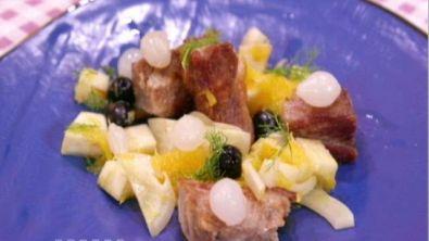 Campanello di manzo con verdure