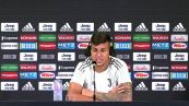 "Juve, Kaio Jorge si presenta: ""Ronaldo ispirazione, spero rimanga"""