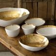 STAMPERIA BERTOZZI porcellane oro