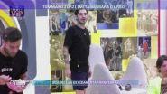 Tommaso Zorzi imita Barbara D'Urso