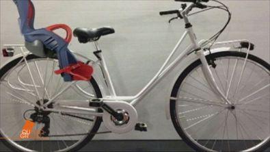 La bicicletta di Mohamed Barbri