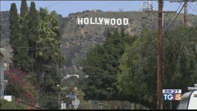 """La scritta """"Hollywood"""" compie 70 anni"""
