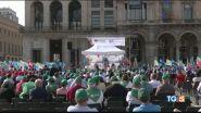 I sindacati in piazza ripartire dal lavoro