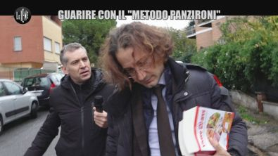 "AGRESTI: Guarire con il ""Metodo Panzironi"""