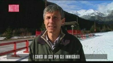 I corsi di sci per gli immigrati