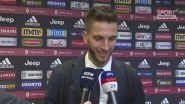 """Bentancur: """"La Coppa Italia è un obiettivo"""""""