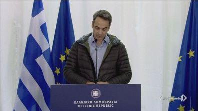 """""""La Grecia è il nostro scudo"""""""