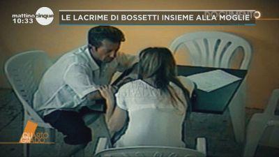 Caso Yara: le lacrime di Bossetti