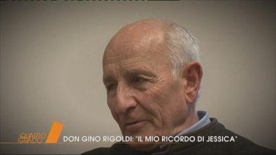 """Don Gino Rigoldi:""""Il mio ricordo di Jessica"""""""