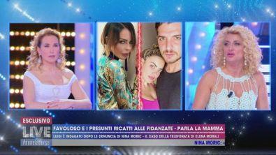 """La mamma di Favoloso: """"Nina ha recitato"""""""