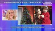 Cecilia Caprotti e l'albero di Natale