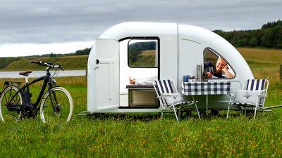 Wide Path Camper, ecco il camper ecologico