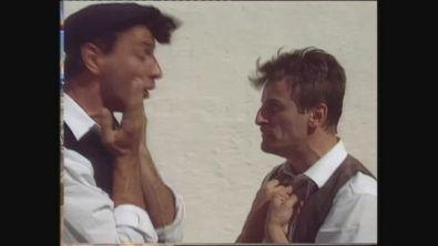 La prima volta in tv del trio Aldo, Giovanni e Giacomo