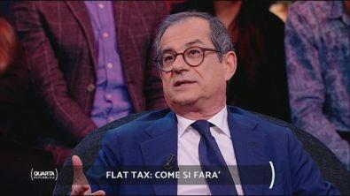 Pressione fiscale e flat tax