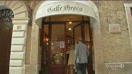 Il caffè Greco, una finestra su Roma