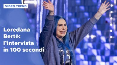 Loredana Bertè: l'intervista a Verissimo in 100 secondi