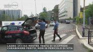 Roma: ladro ucciso durante un furto