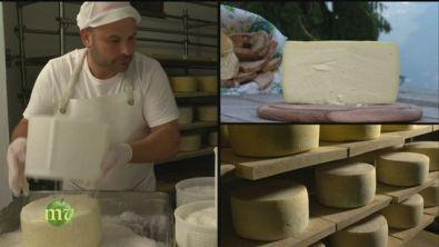 La produzione del formaggio