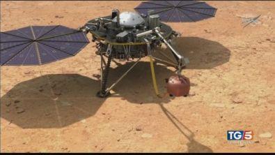 InSight è su Marte in vista di missioni umane
