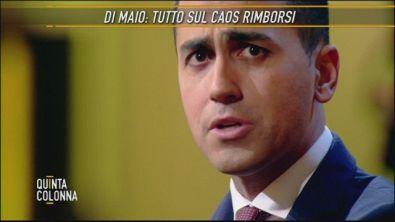 Luigi Di Maio: il caso De Falco
