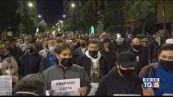 Continuano le proteste di piazze
