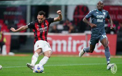 Serie A 2020/21: Milan-Benevento 2-0