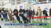 Breaking News delle 21.30 | Vaccini, in Italia superata quota 15 milioni