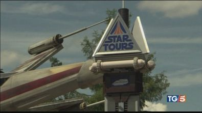 Parchi Star Wars, business stellare