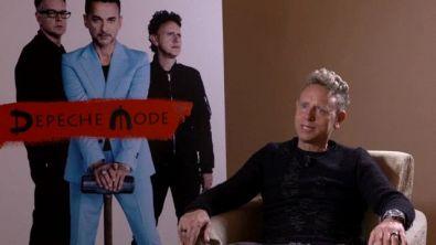 Martin Gore dei Depeche Mode a R101