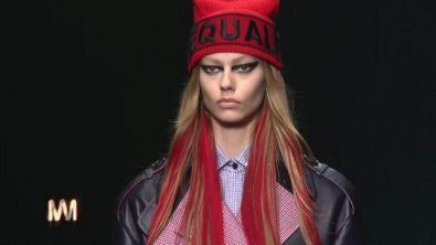 Versace: la collezione per l'inverno 2017-18