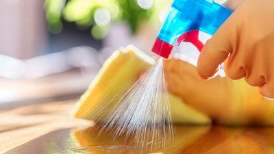 Come fare uno spray sgrassante eco in casa