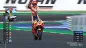 MotoGP Misano 2021: vince Marquez, Quartararo campione del mondo